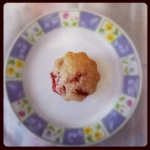 Light Muffin alle Fragole Five O clock Tè