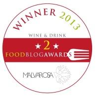 foodblog awards Malvarosa Edizioni