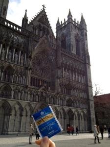 un tè nella cattedrale