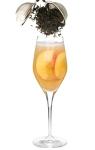 Brut Chardonnay Peach Black Tea