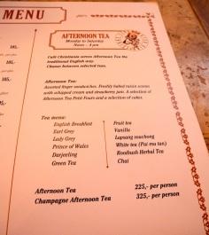 afternoon tea oslo