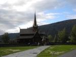 chiesa legno lom