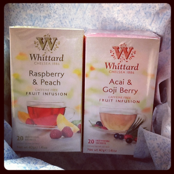 whittard infusi
