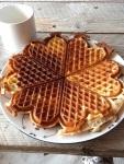 Waffle Brimi saeter 3