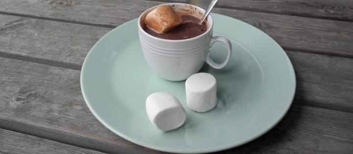 Come preparare la cioccolata calda ma senza l'aggiunta di latte