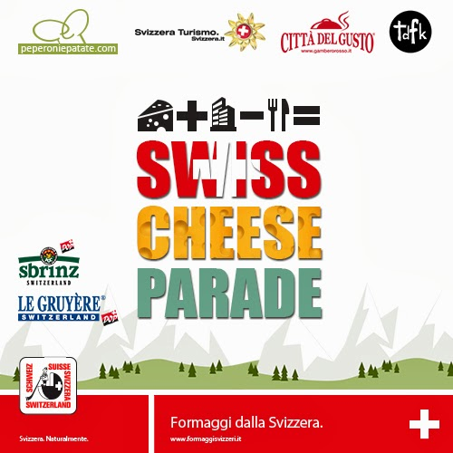 swiss cheese parade