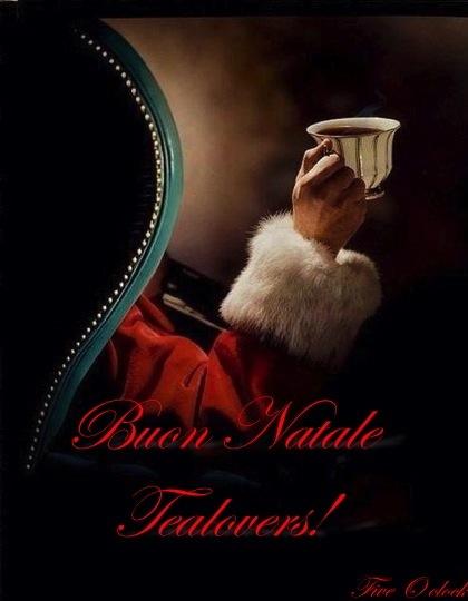 Buon Natale Five O clock
