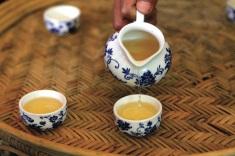 In Cina il tè migliore viene offerto agli amici