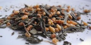Genmaicha tè verde giapponese