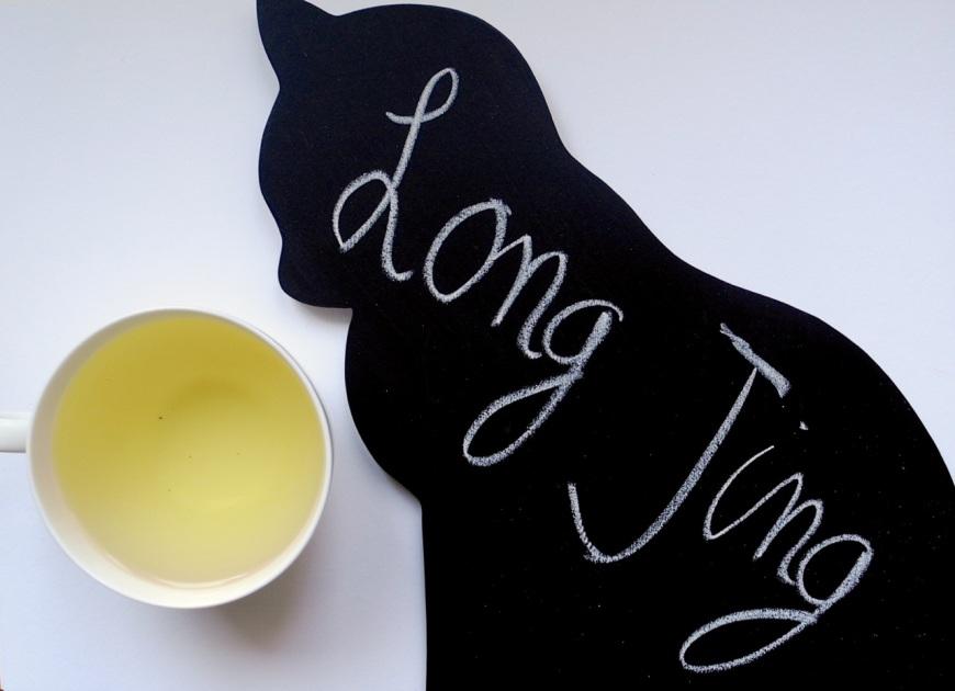 Il più famoso tè verde cinese è il Long Jing