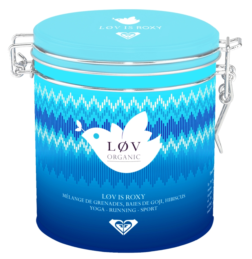 Il nuovo infuso di Løv Organic: Løv is roxy