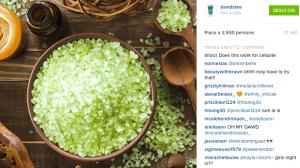 Il tè verde matcha può essere utilizzato anche come scrub
