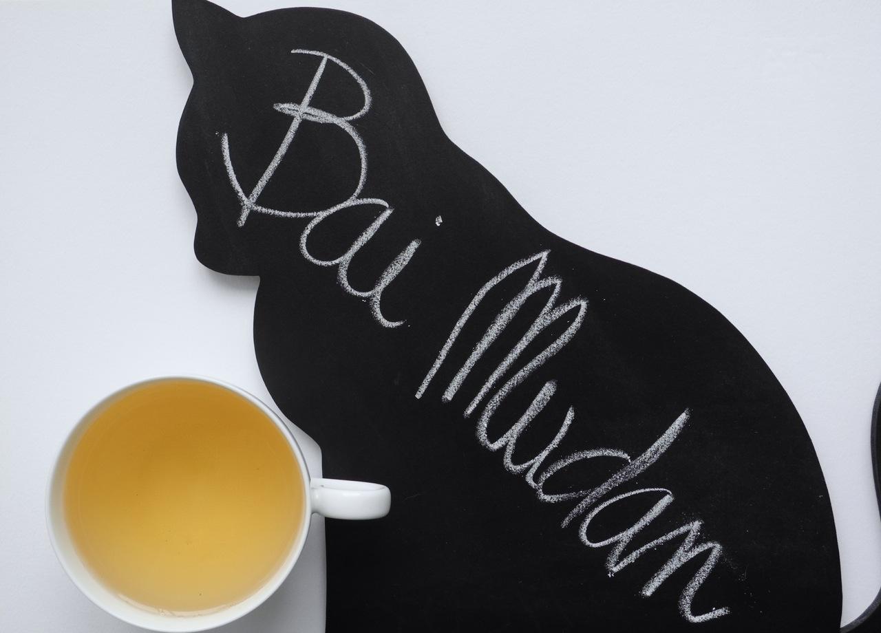 Tè bianco cinese Bai Mudan