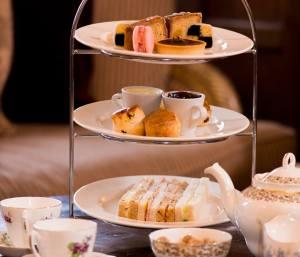 Tra i migliori afternoon tea quello del Berwick Hotel di Bristol