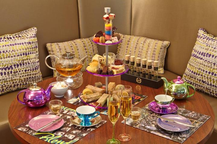 Tra i migliori afternoon tea di Londra il K West Hotel & Spa
