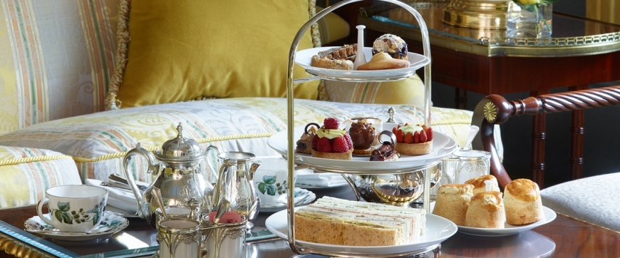Tra i migliori Afternoon Tea di Londra l'hotel The Lanesborough