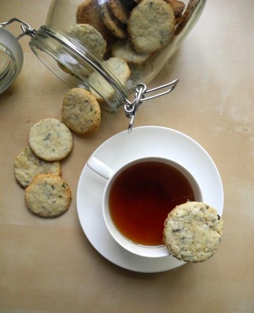 Ricetta per l'Afternoon Tea: biscotti all'Earl Grey