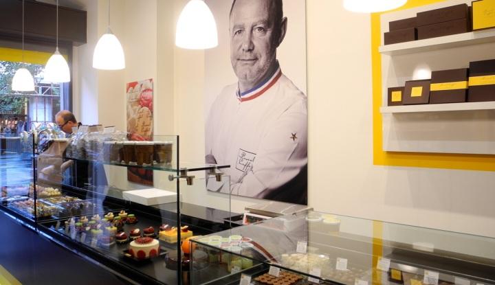 A Milano c'è la prima boutique di Pascal Caffet