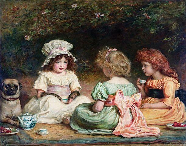 I bambini posso bere tè?