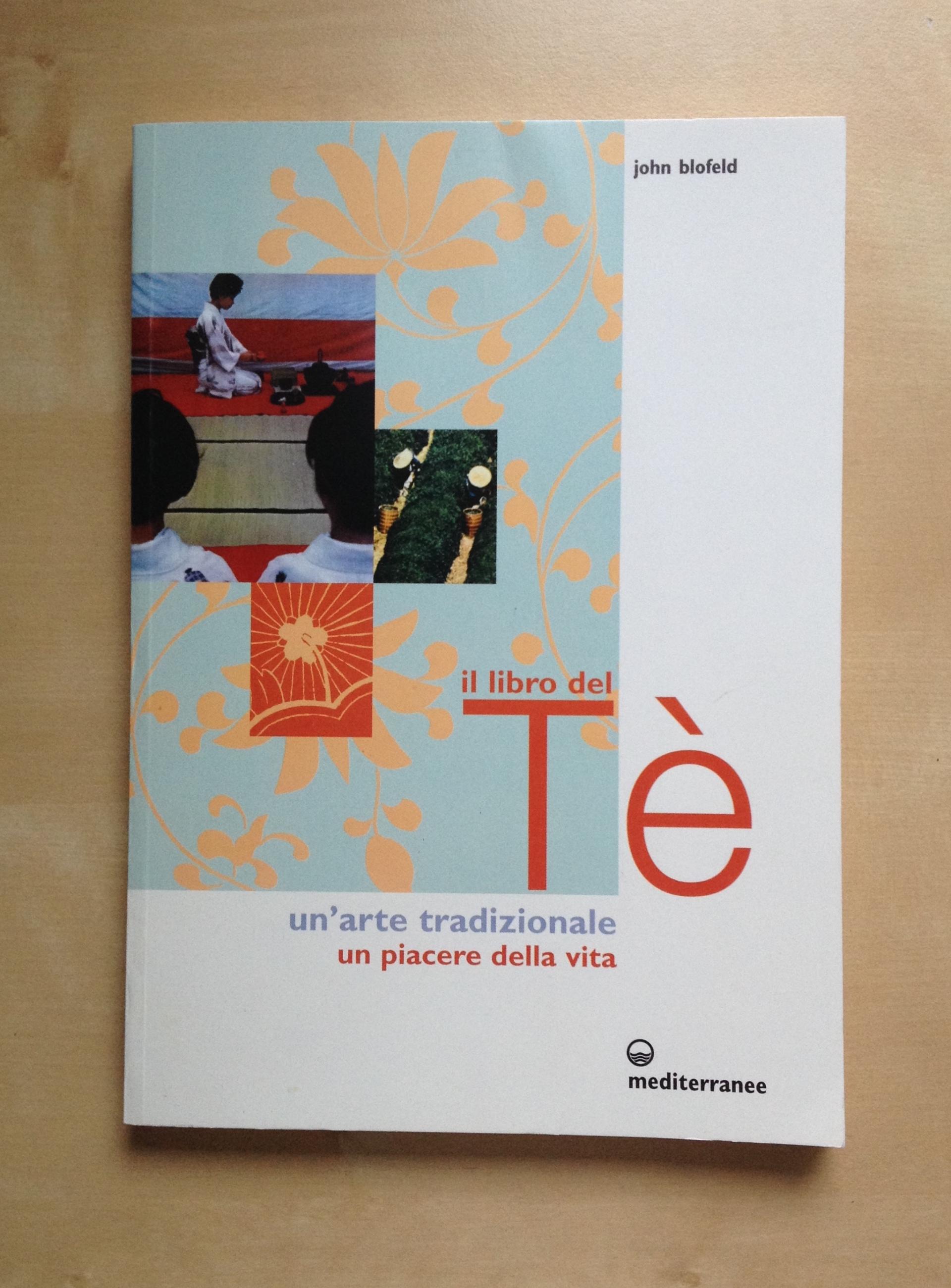 il libro del tè di John Blofeld