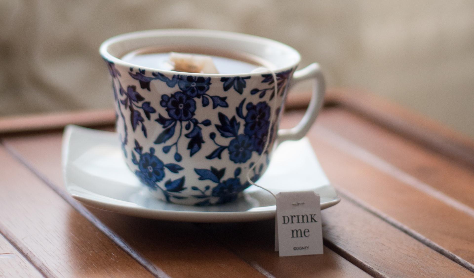 storia e consumo del tè inglese